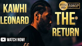 "Kawhi Leonard  ""THE RETURN"" Mini-Movie Mix 2017 - Spurs Highlights (Motivational 2018 HYPE Promo)ᴴᴰ"