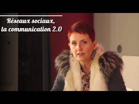 Réseaux sociaux, la communication 2.0 - Valérie Demyttenaere