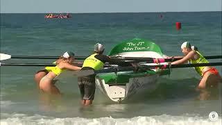 2021 Aussies - Under 23 Female Surf Boat Final