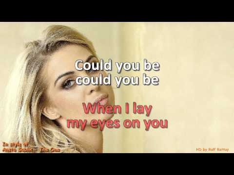 Aneta Sablik   The One without Voice HD Karaoke by Rolf Rattay