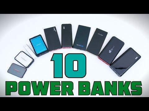 Top 10 Power Banks - 2015