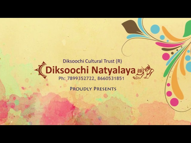 Diksoochi Nruthya Nirantara | Closing event on 24th JUNE | FB live