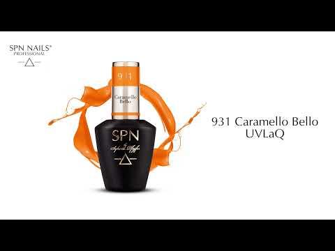 Video: 931 Caramello Bello UV LaQ 8ml