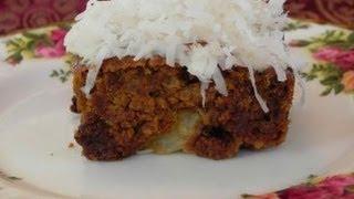 Pumpkin Aloha Cake