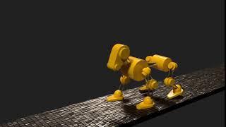 Mini projeto - Cao robo