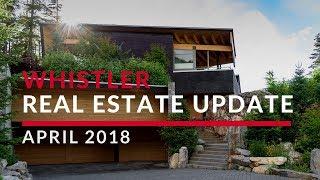 April 2018 Whistler Real Estate Market Update - Dean Linnell
