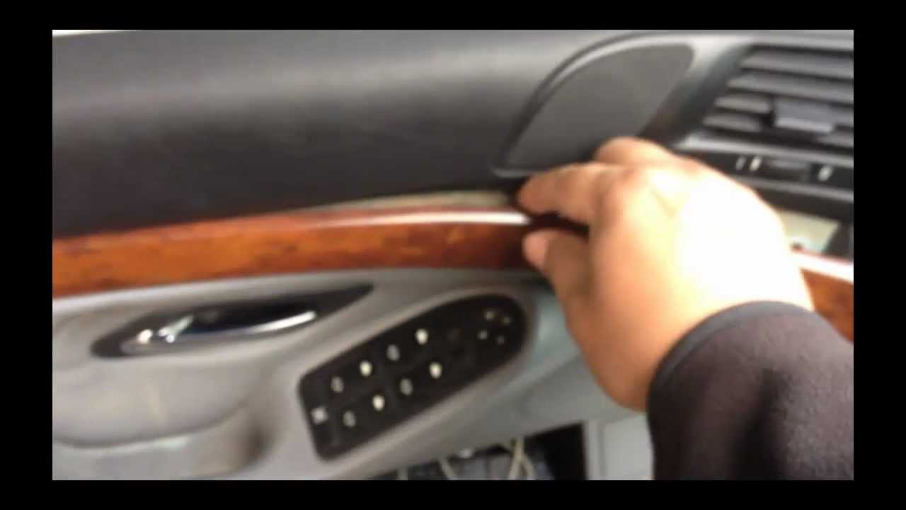 how to remove interior dash wood trim 1997 2000 bmw 5 series e39 528i 525i 530i 540i m5 youtube. Black Bedroom Furniture Sets. Home Design Ideas