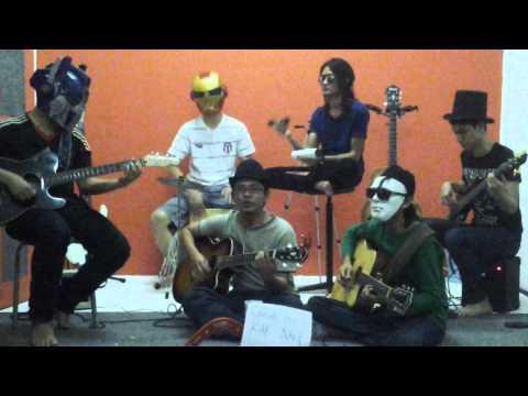 SAJA - 'Setia Bersama' (Demo Lagu Tema Drama Panggung RTM)