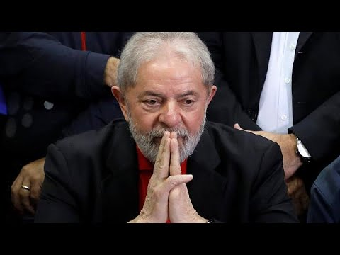 Brazilian judge freezes ex-president Lula's assets following conviction