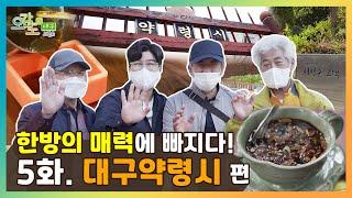 [오감도in대구_시즌2]5회. 한방의 매력에 빠지다! …