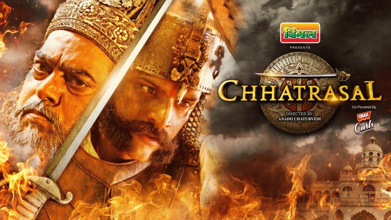 Chhatrasal | Neena Gupta, Ashutosh Rana & Jitin Gulati | Historical Drama | MX Player
