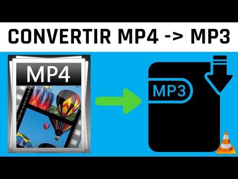 Comment convertir MP4 en MP3 avec VLC Media Player