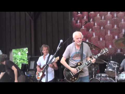 Peter Frampton's Guitar Circus Indian Ranch Webster MA 6-30-13 LINES ON MY FACE