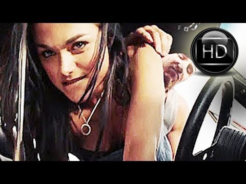 BLOOD DRIVE  Movie HD  1 2017 Alan Ritchson, Christina Ochoa  Grindhouse Series