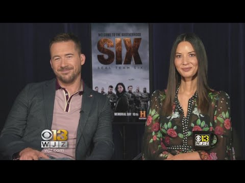 Coffee With: Olivia Munn And Barry Sloane