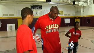 Big Easy shares with HANDY kids - Never Give Up Your Dreams, NBC 6 Forever Family