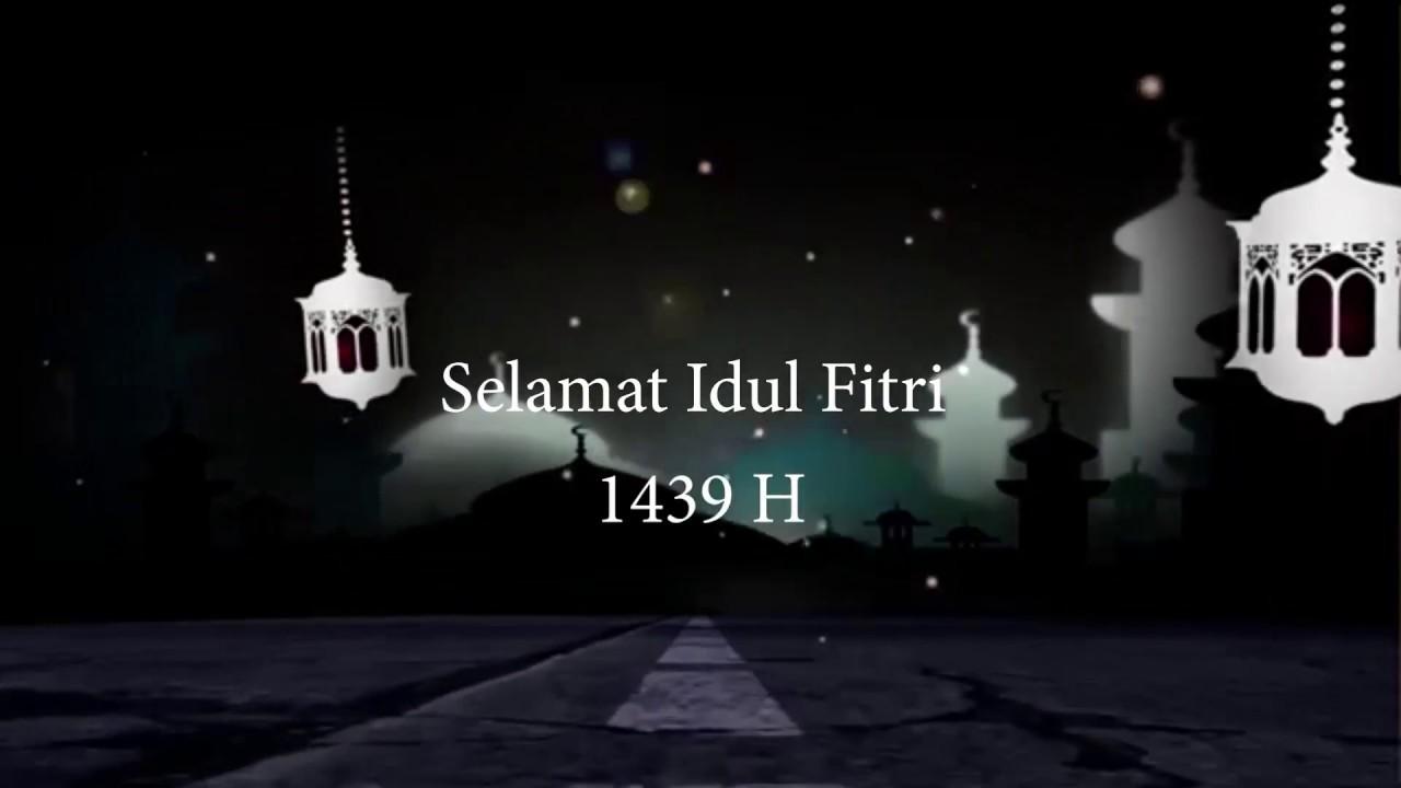 Selamat Idul Fitri - Nadjib Hamid for DPD RI