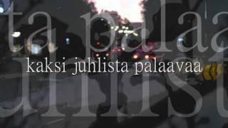 Pekka Streng ~ Katsele yössä (lyrics)