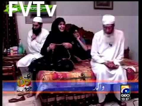 Eik Din Shaheed Junaid Jamshed ke saat /parents & family