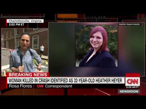 Woman killed at Charlottesville white nationalist rally identified