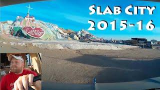 Salton Sea & Slab City