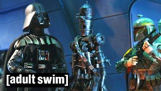 Best Of... The Droids | Robot Chicken: Star Wars | Adult Swim
