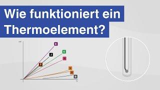 Wie funktioniert ein Thermoelement? | Thermoelemente nach IEC 60584-1 und ASTM...