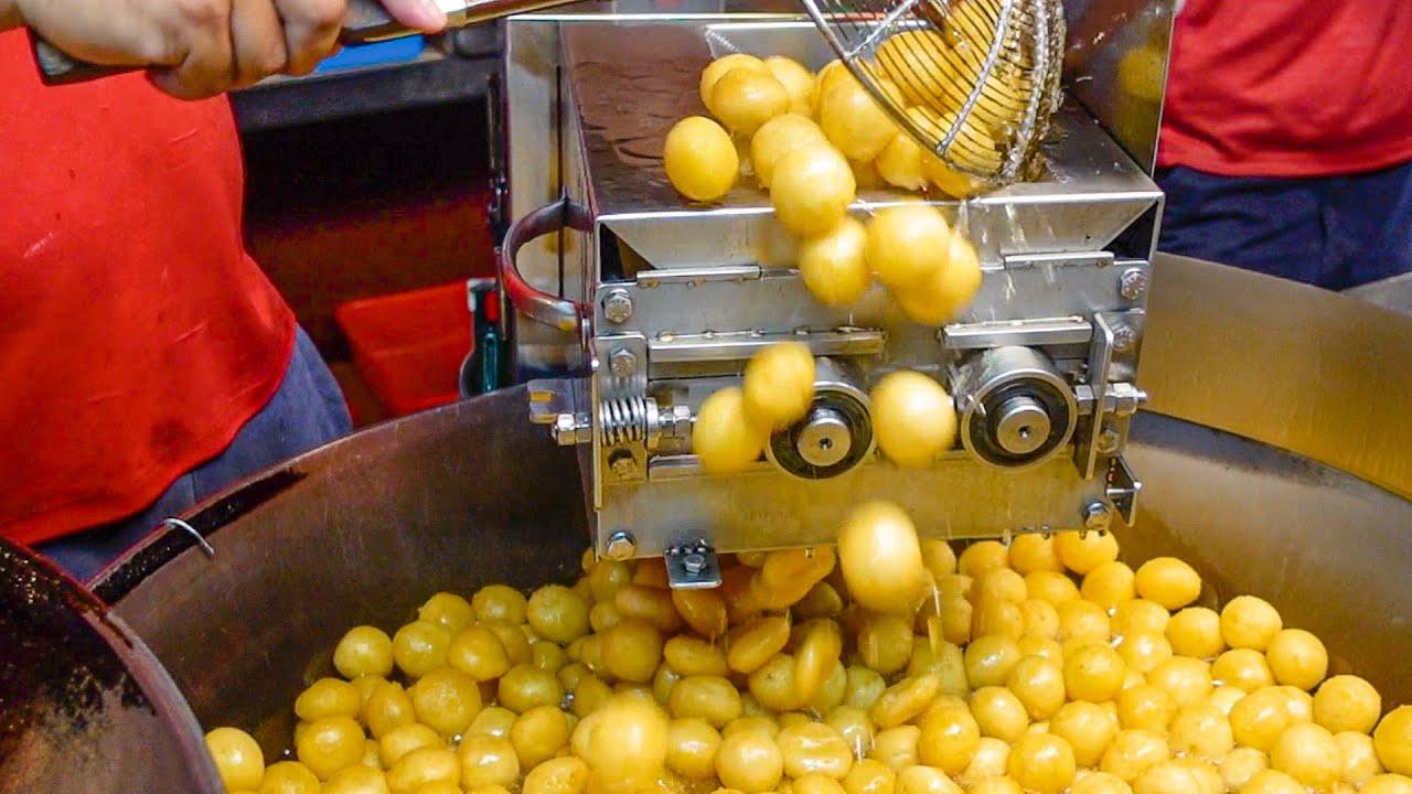 Taiwanese Street Food Ruifeng Night Market 2020