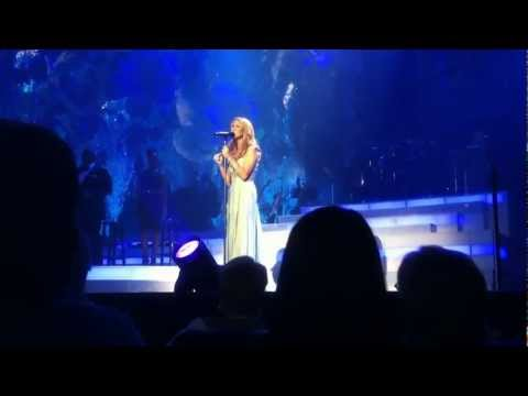 Celine Dion Las Vegas (End of The Reason)