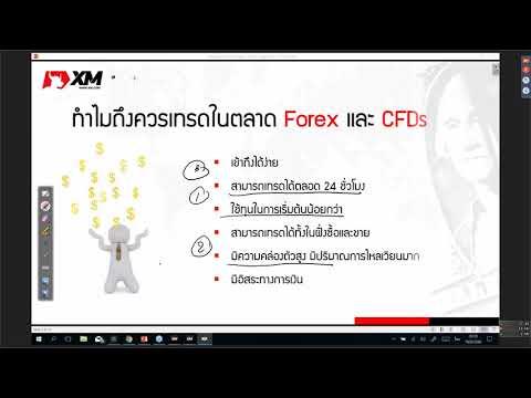 ความรู้เบื้องต้นในตลาด Forex - XM Webinar 19 กันยายน 2560