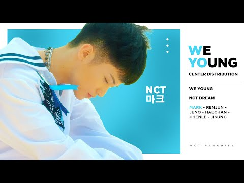 NCT Dream - We Young (Center Distribution)