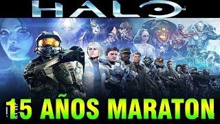 15 Años de Halo   Maratón de Toda la Franquicia   EN VIVO