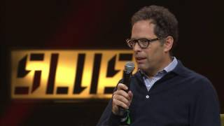 European Tech in 2030 | Neil Rimer & Tom Standage | Slush 2016