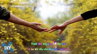 When A Woman Loves A Man || Westlife - Lyrics [ HD Kara+Việtsub ]