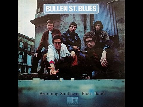 BRUNNING SUNFLOWER BLUES BAND - Bullen Street Blues