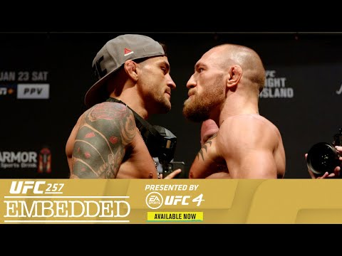UFC 257 Embedded: Vlog Series - Episode 6