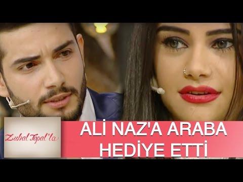 Zuhal Topal'la 104. Bölüm (HD)   Ali'den Naz'a Olay Yaratan