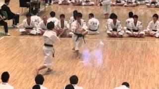 第50回記念少林寺拳法関東学生大会 男子二段以上の部 第6位 早稲田大学...