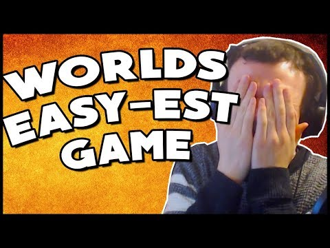 THE WORLDS EASY-EST GAME
