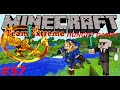 Minecraft Team Extreme Hunger Games #57- Creepy Drunk College Students