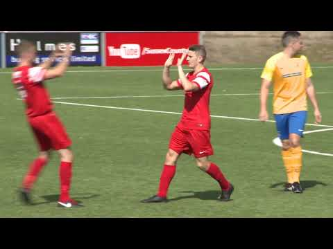 The TerraPura Non League Show - Lancing 2 - 4 Horsham YMCA