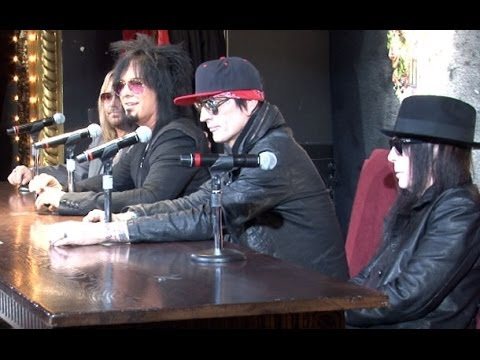 George Spankmeister - Remember That Time Motley Crue Signed a Contract to Never Tour Again?