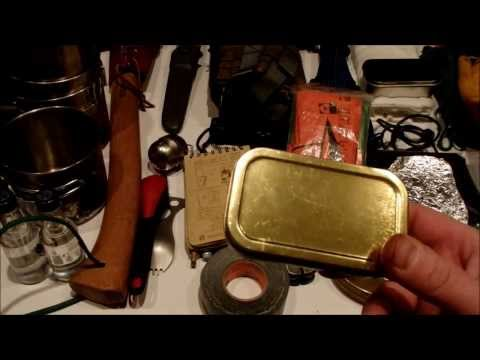 Bug Out Bag / Bushcraft / Survival Kit 2014