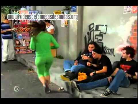 Culona en jeans sin bolsas - 4 3
