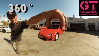 video thumbnail of 360 VR Experience Drifting Life w/ Ken Gushi - Driving Giants Eps 00