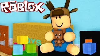 Roblox Adventures / BEING A BABY IN ROBLOX!