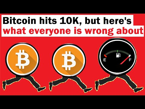 Bitcoin Hits 10K But Here's What Everyone Is Getting WRONG | Bitcoin Volume Analysis