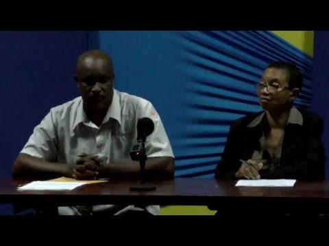 I Am Caribbean Live Aid Project Media Launch