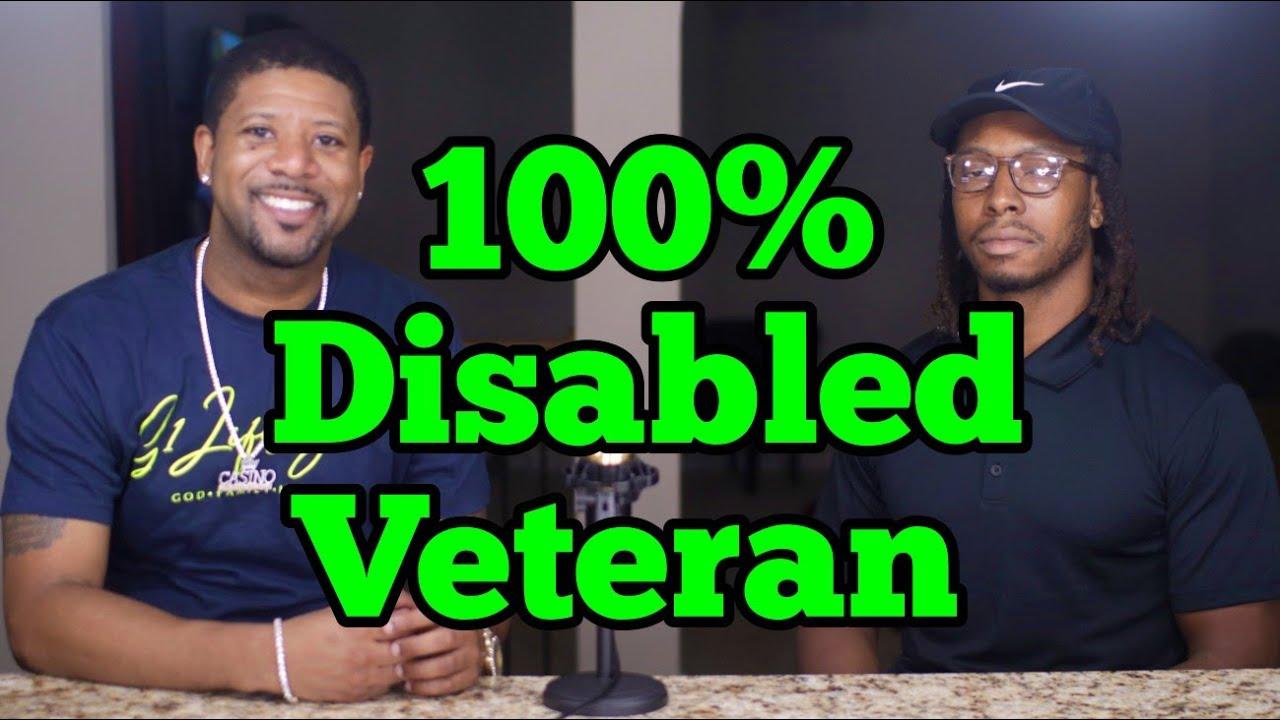 100% Disabled Veteran, Combat Veteran, VA Disability Ratings