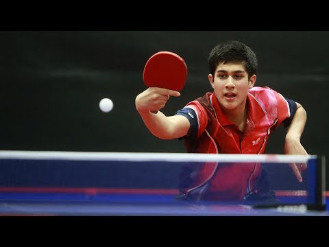 2017 US National Table Tennis Championships - Finals